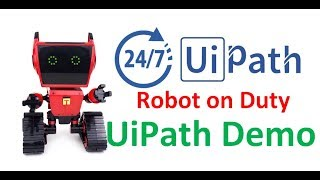 System1 Uipath