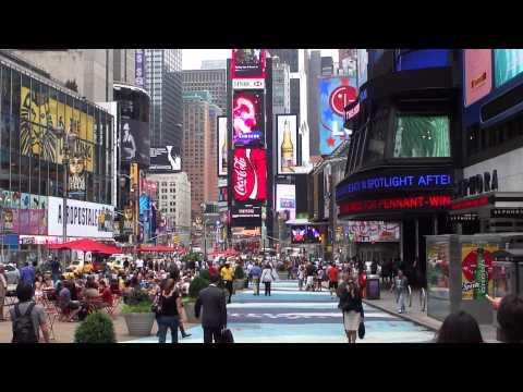 USA Urlaub 17.08.10 bis 05.09.10 (Teil 1 - New York)