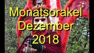 Monatsorakel Dezember 2018 Mit Zigeunerkarten