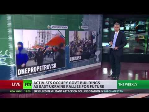 More regions join Crimea to escape West-backed unelected Ukraine coup gov.