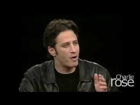 Jon Stewart on The Daily Show (1997-2003) | Charlie Rose