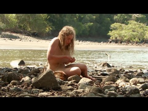 Coconut Crotch Water | Naked and Afraid