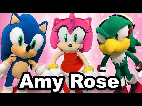 Эми роуз мультфильм