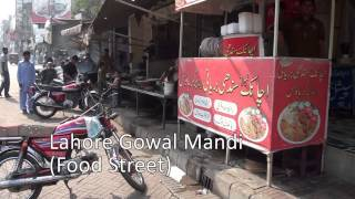 10 days Pakistan 01-Lahore Gowal Mandi (Food Street)
