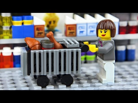 Lego Shopping Fail 2