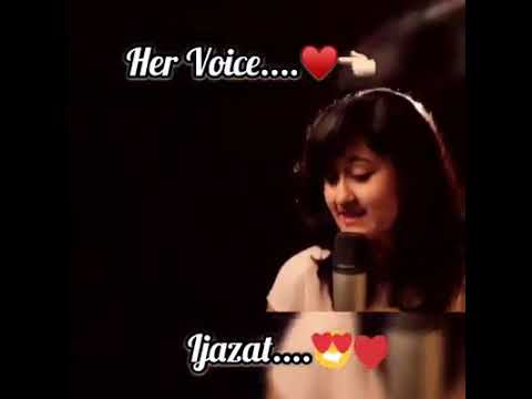 New Heart Touching Song Ek Baat Kahu Kya Ijazat Hai Singh By Ankita 2017
