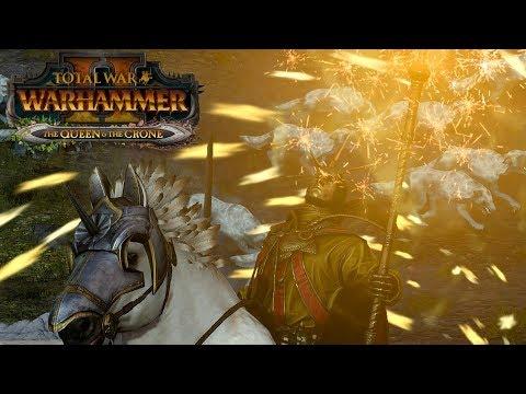 Wulfrik vs Balthasar Gelt - Norsca Mortal Empires // Total War: Warhammer II Online Battle #248 |