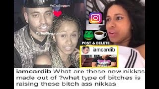 Cardi B Expose Latino Rapper for Using her Pics like he Date her ☕🐸