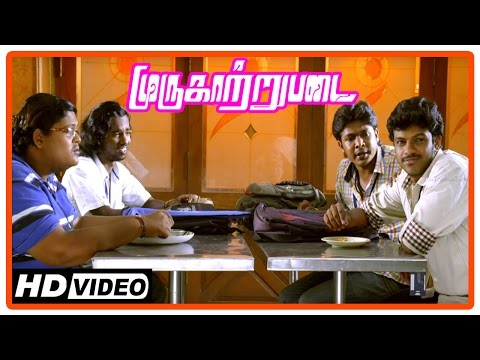 Murugaatrupadai Movie | Scenes | Goons Threaten Saravanan's Dad | Saravanan Talks About Students