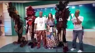 BORRIGUEROS CREW EN TVN 2017