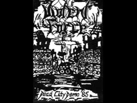 Violent Force - Dead City Full Demo '85