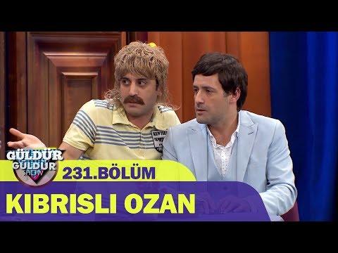 Kıbrıslı Ozan - Güldür Güldür Show 231.Bölüm