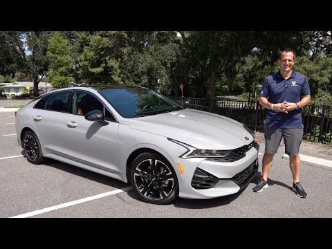 Download Is the 2021 Kia K5 GT-Line a RELIABLE midsize sedan?