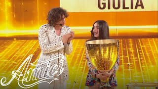Download lagu Amici 20 - Giulia è la vincitrice di #Amici20