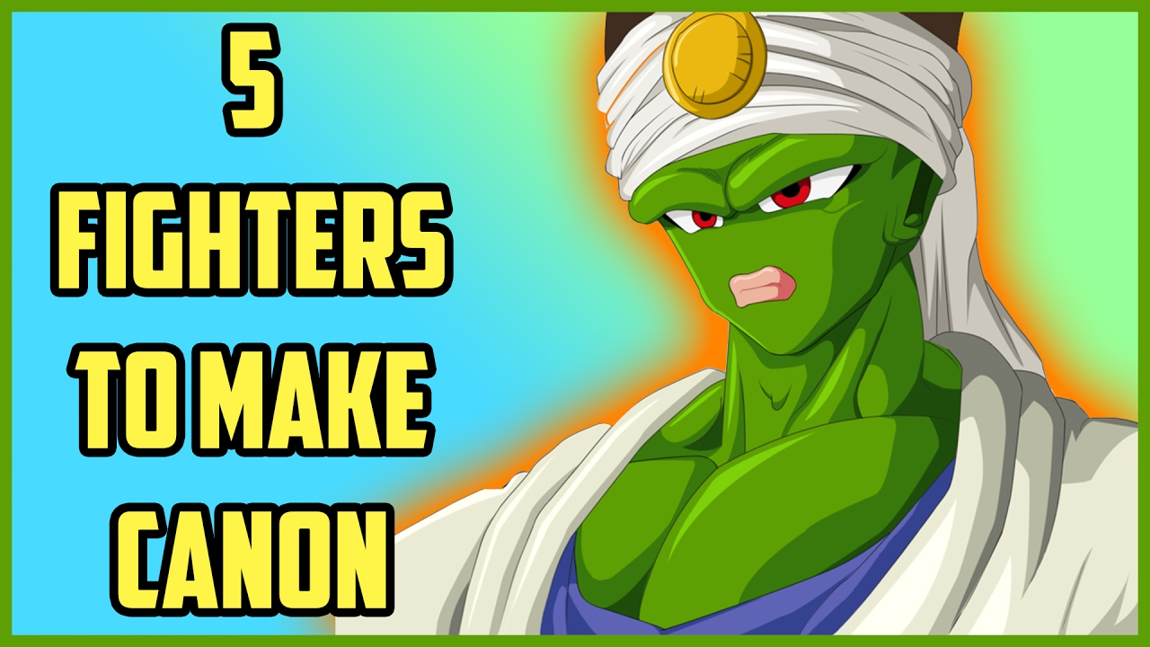 5 Dragon Ball Fighters Who Should Be Canon