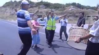 Trakya'da trafik cezası kesme zor iş!