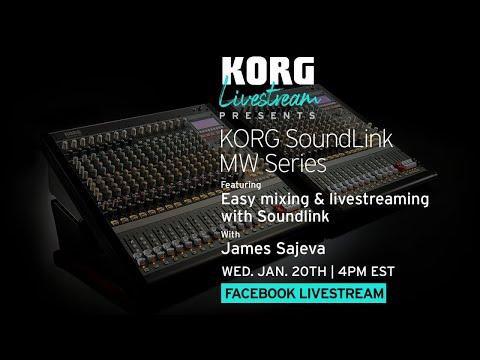 KORG SoundLink MW Series