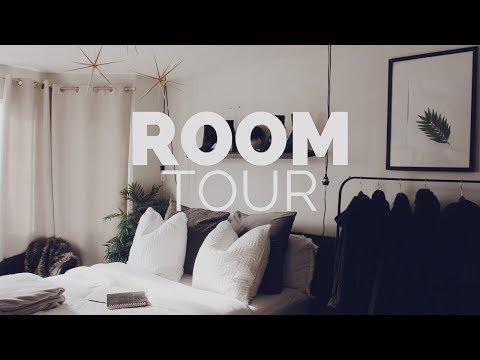 Room Tour 2018 | Small Bedroom Decor Ideas