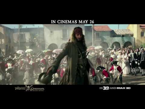 Pirates of the Caribbean: Salazar's Revenge | Adventure Promo | In Cinemas May 26