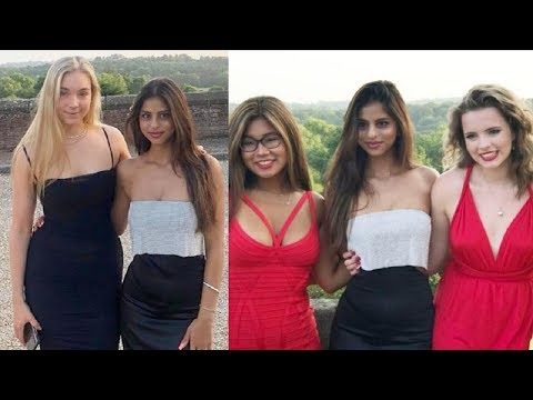 Suhana Khan BEAUTIFUL At Her Graduation Party INSIDE Video Mp3