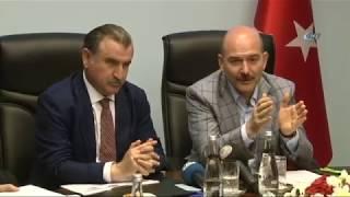 Süleyman Soylu, Beşiktaş - Konyaspor Maçı Hakkında Konuştu