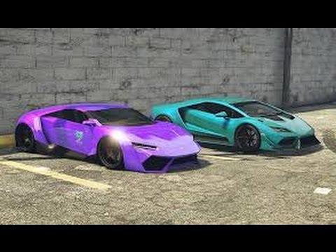 Who is faster? Reaper Vs Tempesta GTA 5 ONLINE!!!!