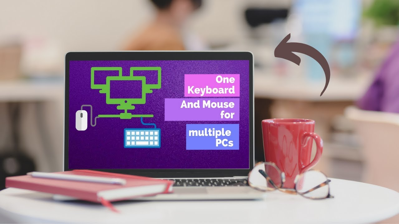 Use one keyboard and mouse for multiple PCs on ubuntu