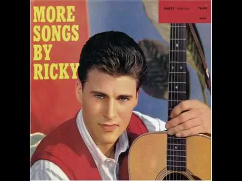 "Dick Biondi WLS Commercial for ""More Songs by Ricky"" Nelson"