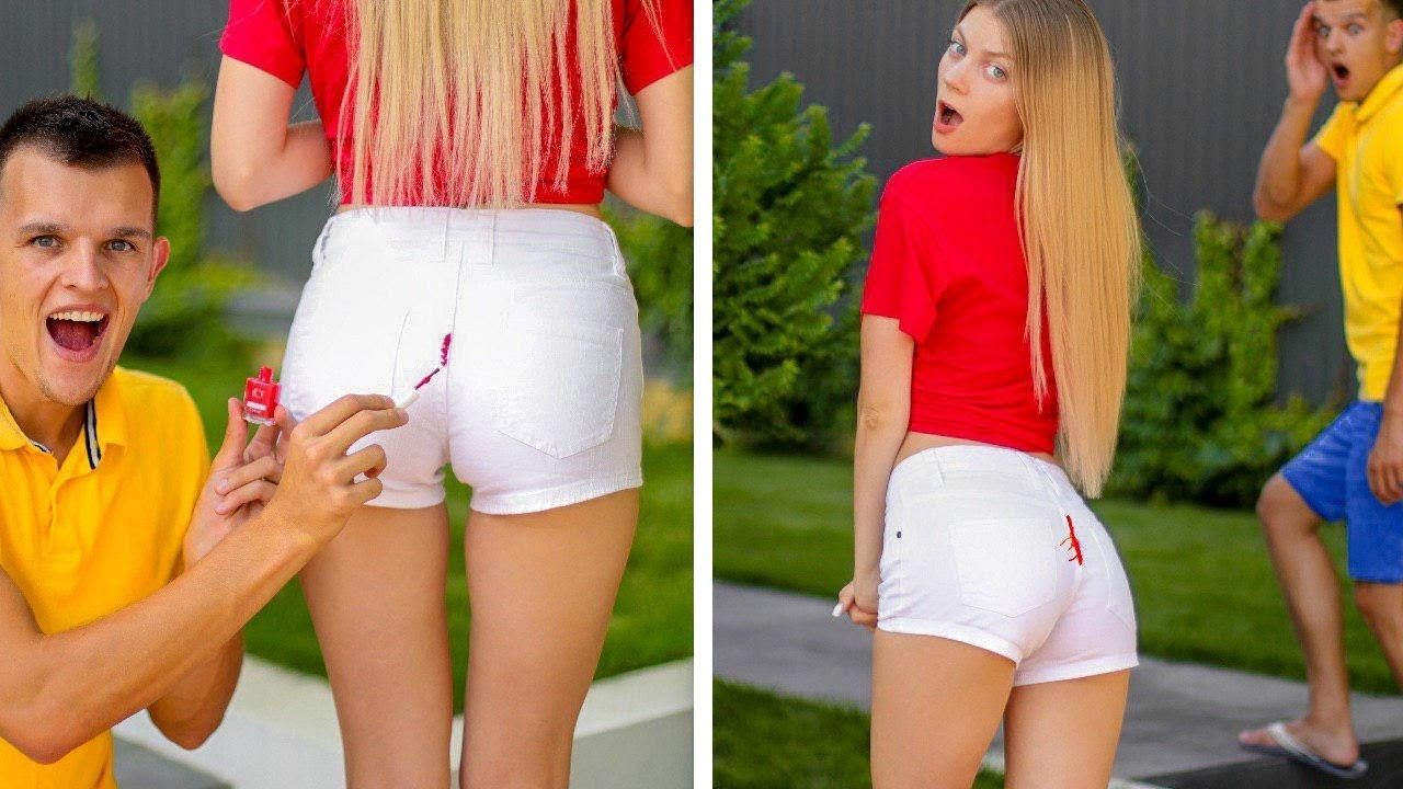 FUNNY DIY PRANKS ON FRIENDS || Best and Simple Hacks for Prank Grils by Mariana ZD