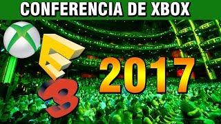 🔴CONFERENCIA DE XBOX | E3 2017 ESPAÑOL | #E32017