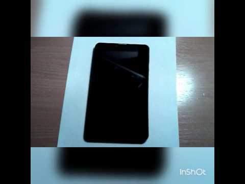 Обзор моего планшета Irbis tz703