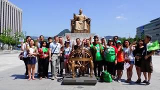 Seula UK de Esperanto 2017(5): KAEM(Komisiono pri Azia Esperanto-Movado)