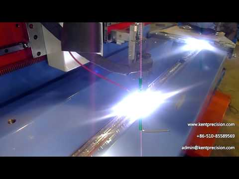 Straight Seam Welding Machine (with TIG Welder & Wire Feeder)