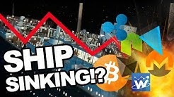 THE END OF CRYPTO!? The crypto titanic goes down