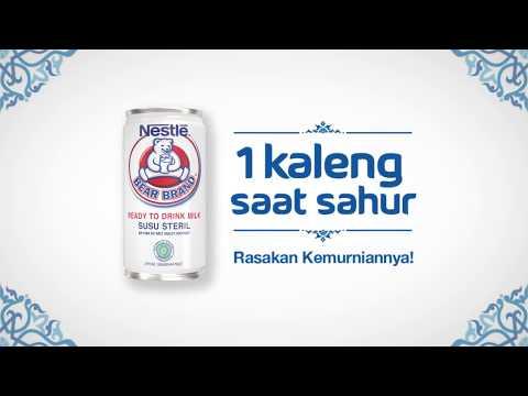 Bear Brand Ramadan Clock- 15 Sec