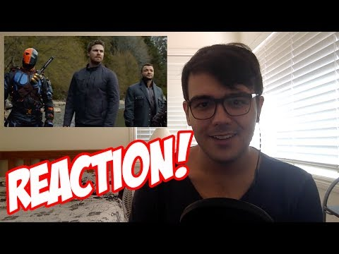 "Arrow 5x23 FINALE ""Lian Yu"" Reaction and Review! - WTF Just Happened?!"