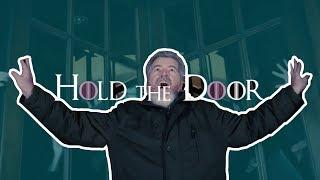 #HoldTheDoor UNIDAS PODEMOS cerrar las puertas giratorias