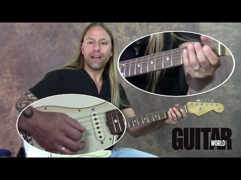 steve stine guitar lesson 1 trick to killer blues guitar solos youtube. Black Bedroom Furniture Sets. Home Design Ideas