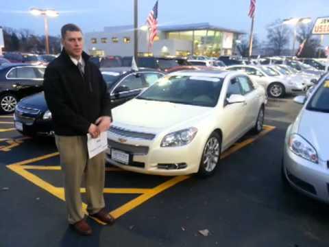 Scott Sharing Benefits of the GM Certified Vehicles