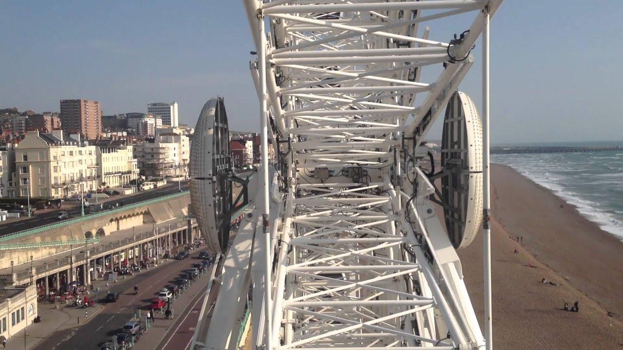 The Brighton Wheel - YouTube