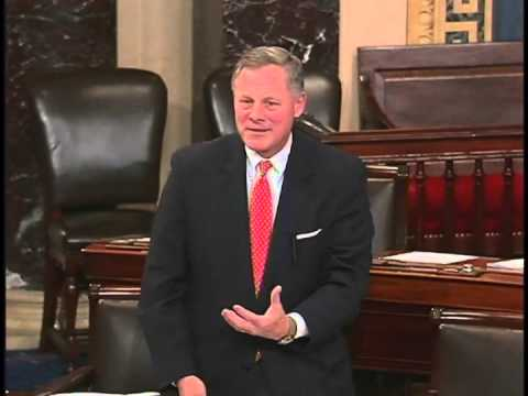 Senator Burr speaks on the Senate Floor about the Land & Water Conservation Fund