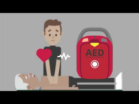 HR 501 Radian Automated External Defibrillators (AED) - Certified Medical Supplier