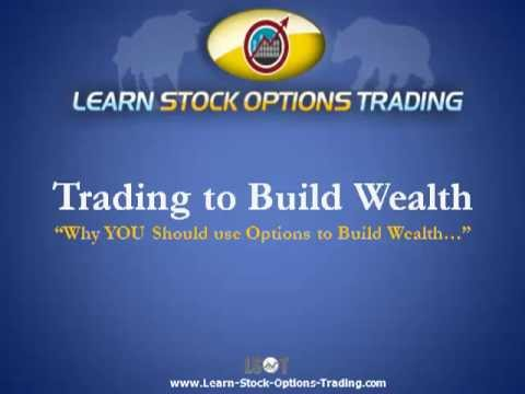 Building Wealth with Stock Options Part 1 of 2