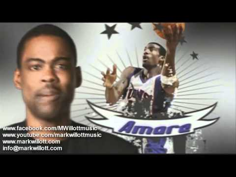 2008 NBA All Star with Chris Rock - music by Mark Willott