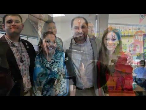Technology Donation to Hayward School special Ed. (Slide Show)