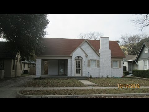 Fort Worth Homes for Rent 3BR/2BA by Property Management in Fort Worth TX
