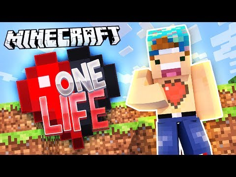 YOU ONLY HAVE ONE LIFE.. | One Life SMP