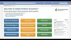 Down Payment Resource (DPR)