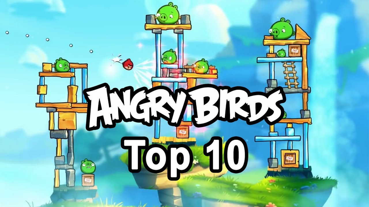 Download Angry Birds App for Free: Read Review, Install ...