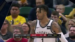 Brooklyn Nets vs Indiana Pacers | April 7, 2019